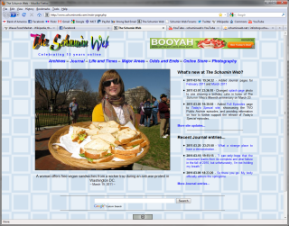 2010 design, Main Page