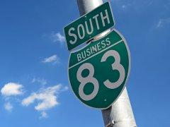 Interstate 83 business loop, 2016