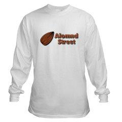 """Alomnd Street"" shirt"