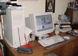 My Gateway G6-400 computer
