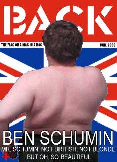 """""""Back"""" magazine"""