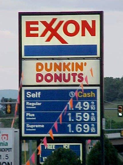 Gas Price: Gas Price Exxon