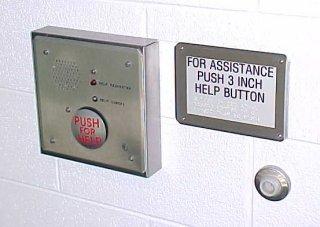 """3"""" help button"""