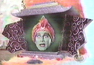 "Jambi from ""Pee-wee's Playhouse"""