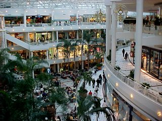 Pentagon City Mall, April 2002