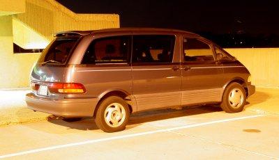 My 1991 Toyota Previa