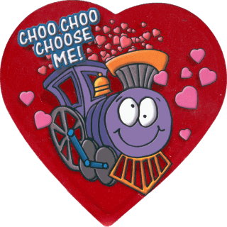 Choo Choo Choose Me!