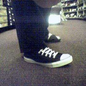 "Chuck Taylors - are they ""me""?"