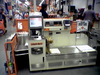 Fastlanes at Home Depot