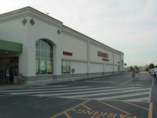 Exterior of Martin's in Martinsburg