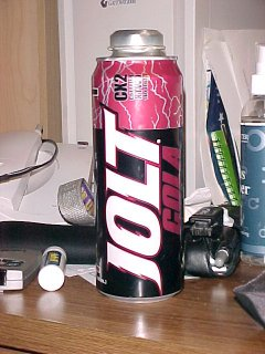 Jolt Cola - it does exist!