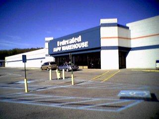 Former Staunton Wal-Mart location