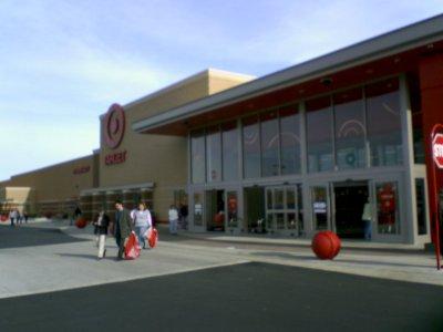 Target in Waynesboro, completed