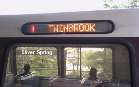 Red Line to Twinbrook