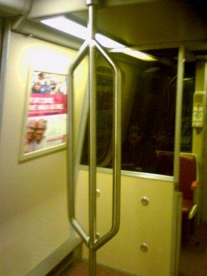 Breda 3283's three-handled pole