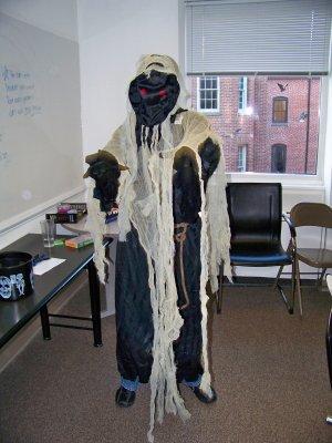 Jorge's costume