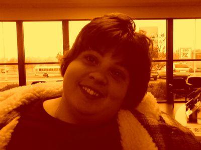 Katie at the nTelos store