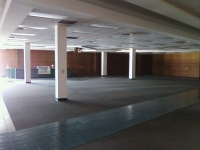 Former Books-A-Million space at Staunton Mall