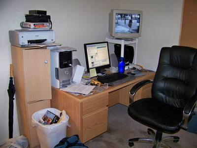 My computer desk