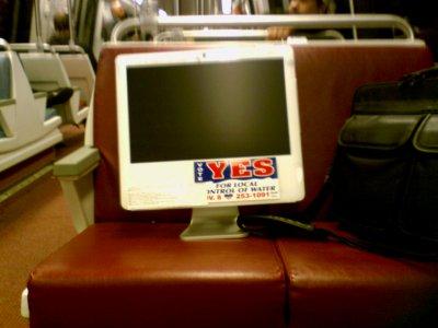 iMac on Metro