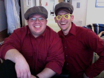 Ben and Jon