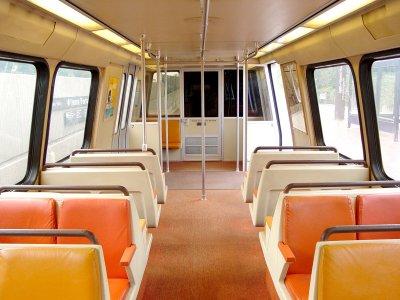 Interior of Breda 4063