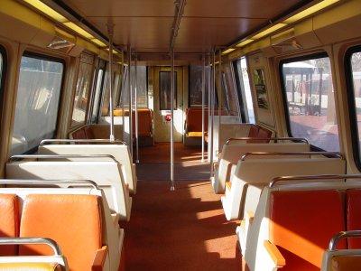 Interior of Rohr 1162