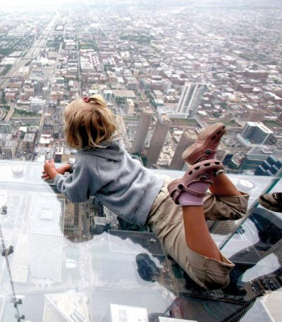 Sears Tower ledges