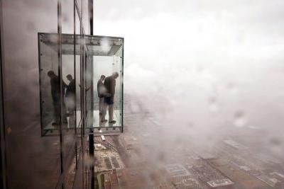 Sears Tower ledges
