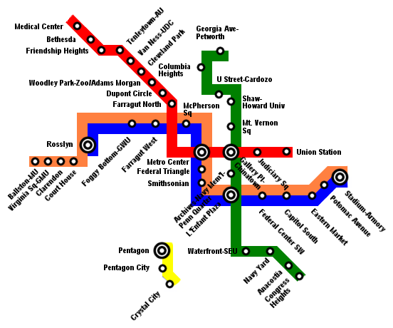 Metro's snow plan