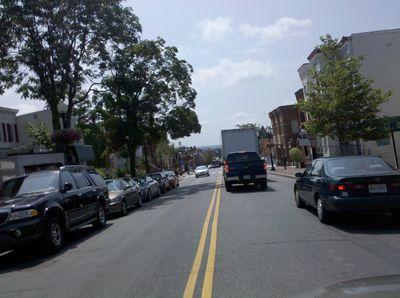P Street!