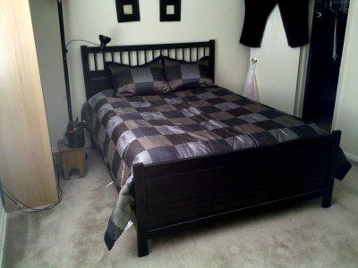 New comforter!