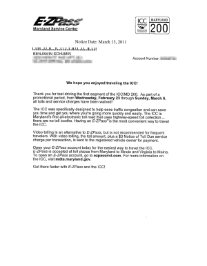 ICC notice, page 1