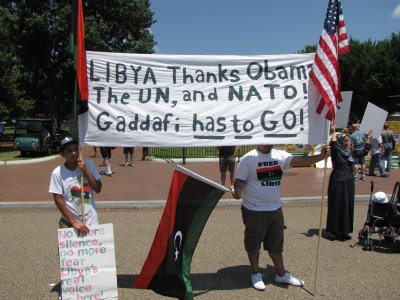 The other view on the Libya conflict