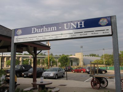 Welcome to Durham, New Hampshire!