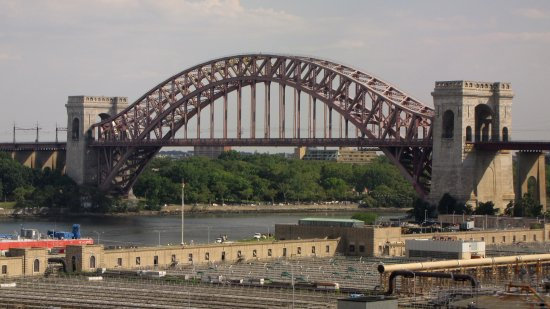 Hell's Gate Bridge!