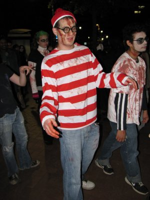 Even Waldo has come back from the dead!