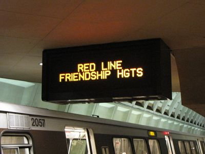 PIDS for Friendship Heights
