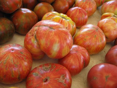 Heirloom Vintage Wine tomato