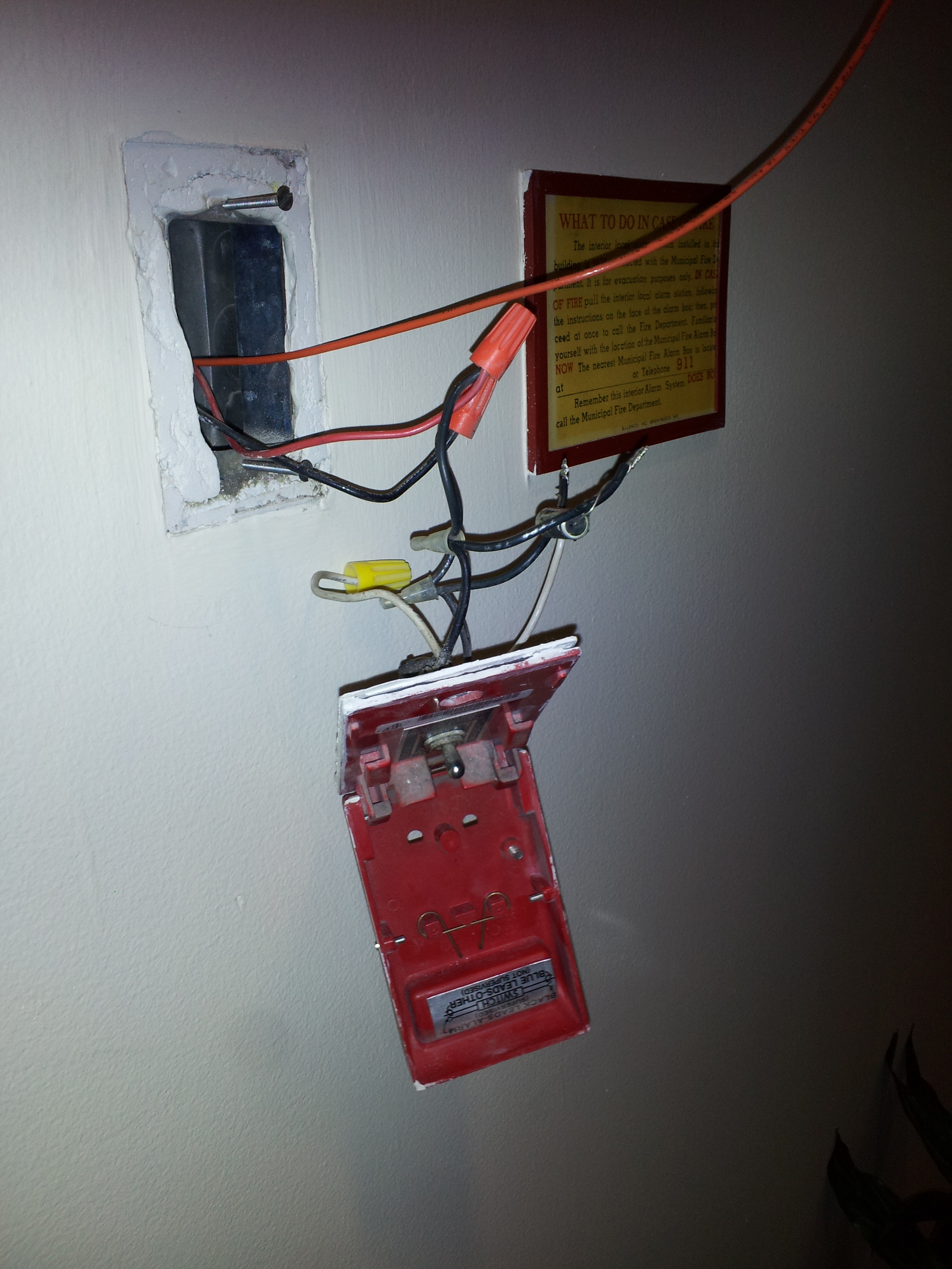 office fire alarms 03 the schumin web new fire alarms at work again simplex pull station wiring diagram at edmiracle.co