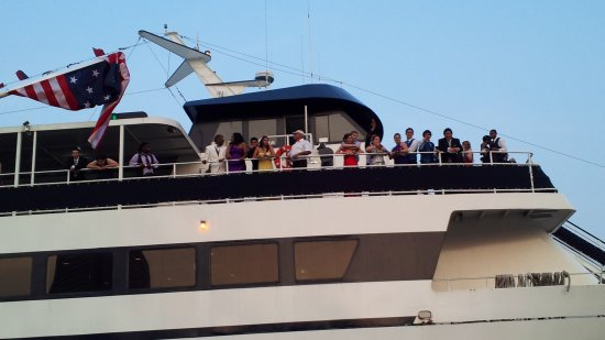 Prom-goers on the Spirit of Baltimore