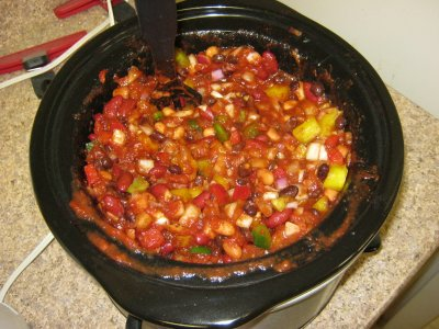 Now that's what I call chili. Can't wait to try it!