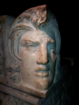 Apparently, the King had a doppelganger in ancient Rome