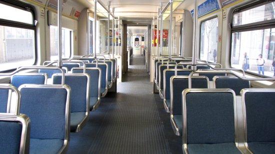 An empty LRV