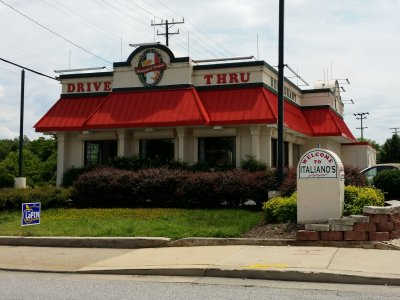Italiano's on Route 1, in a former KFC building