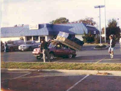 """The original """"lumber car"""""""