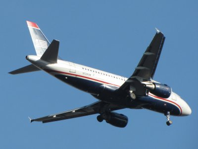 N462AW, a Bombardier CRJ-200LR for US Airways Express.