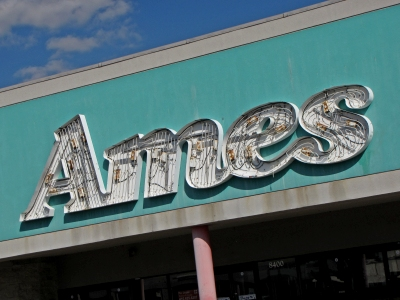 The Ames sign