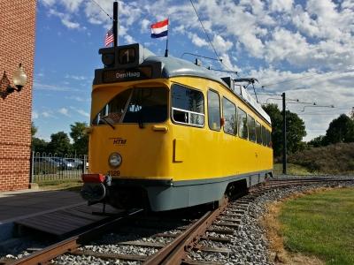 Haagsche Tramweg-Maatschappij (HTM) 1329