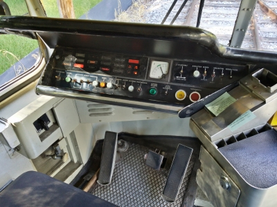 The controls of HTM 1329